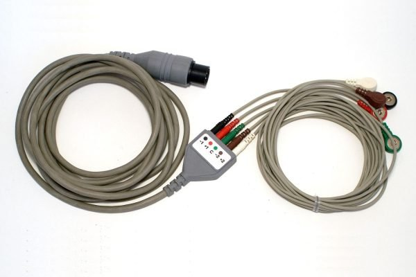 Bio potential Cable for the IX-214 and IX-228