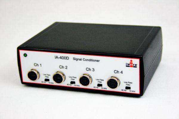 IA-400D Transducer Amplifier