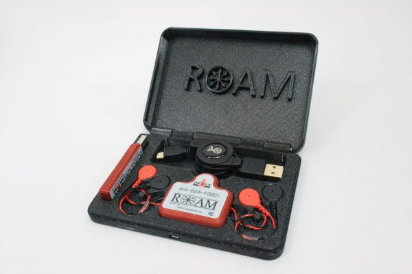 Roam Wireless ECG/EMG recorder