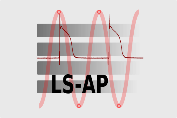 LabScribe Action Potentials Module