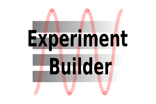Experiment Builder with Labscribe