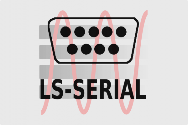 labScribe Serial Monitor