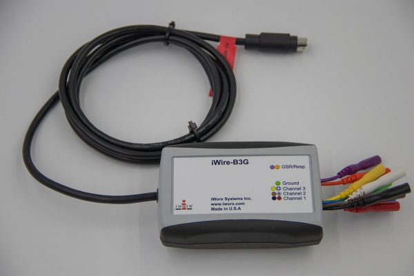 iWire Biopotential and GSR module