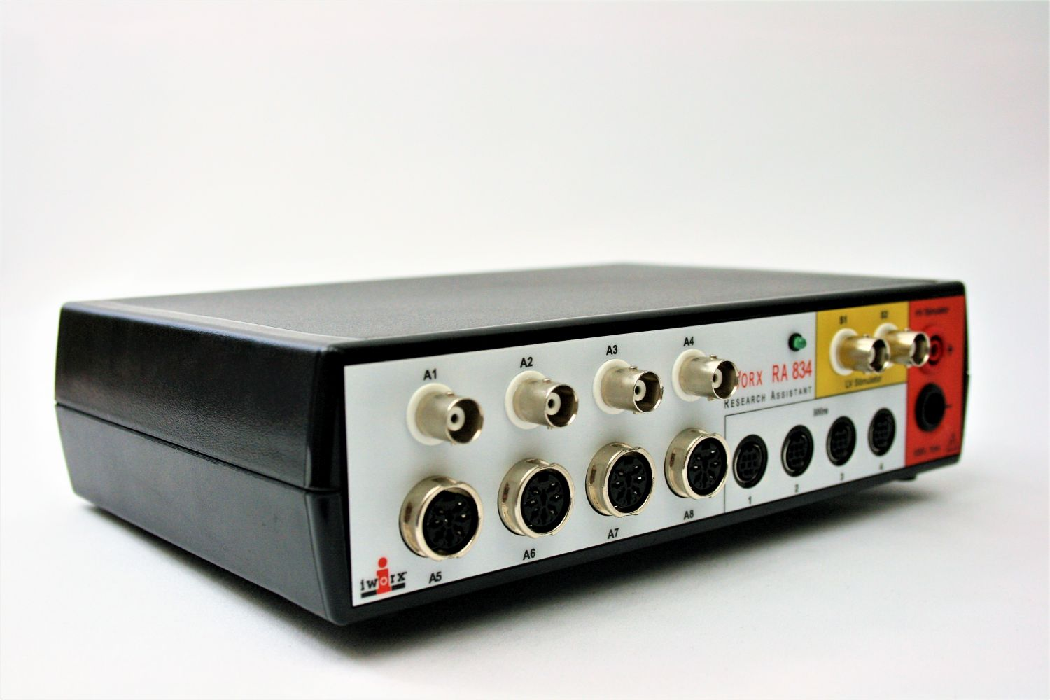 IX-RA-834 Multichannel expandable recorder